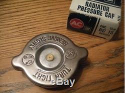 Looks Like NOS Original BIG Ear RC15 Radiator Cap Show Car Mint