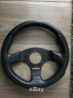 Momo Team 280mm Steering wheel 280 Skoda Seat vw golf ford mercedes audi Honda