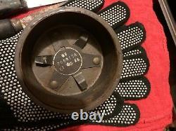 Mopar 1966-67 Dodge B-Body Woodgrain Steering Wheel Horn Cap Pad Coronet Charger
