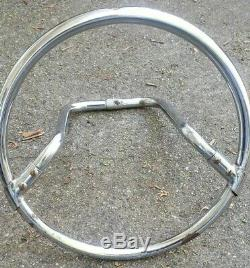 Muscle Bike Steering Wheel Handlebars Huffy The Wheel, Murray Banana Seat Bike