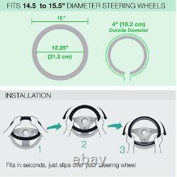 NCAA Florida Gators Floor Mats Seat Covers Steering Wheel Cover 10pc Set