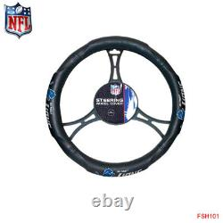 NFL Detroit Lions Car Truck Seat Covers Floor Mats & Steering Wheel Cover