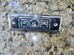 NOS 1975-82 Buick Cadillac Chevy Oldsmobile Pontiac Power Seat Switch ELDORADO