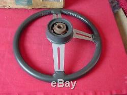 NOS 1978-1986 Oldsmobile Toronado Cutlass 442 Three Spoke Sport Steering Wheel