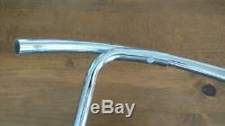 NOS Vintage Wald Columbia Mach Banana Seat Muscle Bike Steering Wheel Handlebars