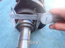 OEM Ford 351C Crankshaft 4MA 351 Cleveland Crank Shaft 4 MA Very Clean STD/STD