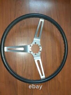 OEM GM 3 Spoke Sport Steering Wheel 69-up Camaro Chevelle Corvette Buick Olds