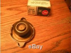 OFFERS Original BIG Ear RC15 Radiator Cap Hollow Rivet SHINES Show Car Mint