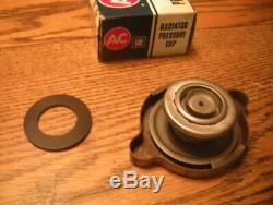 OFFERS RC15 ORIGINAL BIG Ear Radiator Cap Show Car Mint NEW Gasket