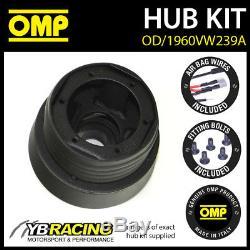 OMP STEERING WHEEL HUB BOSS KIT fits SEAT IBIZA MK3 (6L) 02-08 OD/1960VW239A