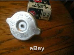 Original BIG Ear RC15 Radiator Cap Hollow Rivet