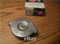 Original BIG Ear RC15 Radiator Cap Solid Rivet Show Car Mint