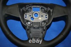 Original Lenkrad Lederlenkrad Seat Ibiza IV 6j 08-13 Neu Bezogen Se20