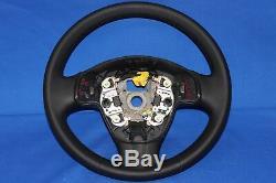 Original Lenkrad Lederlenkrad Seat Ibiza IV 6l Sport 02-08 Neu Bezogen Se40