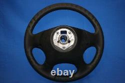 Original Lenkrad Lederlenkrad Seat Toledo Arosa Inka Ibiza 1l Neu Bezogen V9