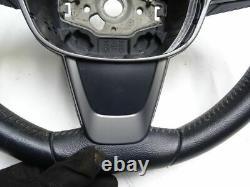 Original Seat Ibiza IV 6J VW Polo 6R Leder Lenkrad 6J0419091AF