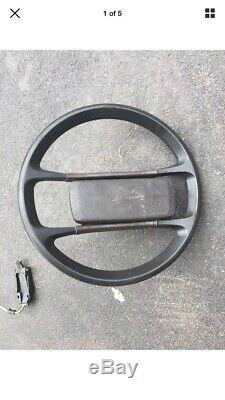 Porsche 911 944 Linen/Tan Leather Power Seats and Steering Wheel