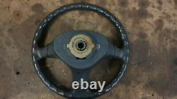 RARE 96-00 Honda Civic EK grey steering wheel non-SRS EJ9, EK3, EK4, EK9