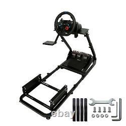 Racing Cockpit Steering Wheel Stand for Logitech G25 G27 G29 G920 Thrustmaster