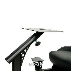 Racing Seat Gaming Chair Simulator Cockpit Steering Wheel Stand For Logitech G29