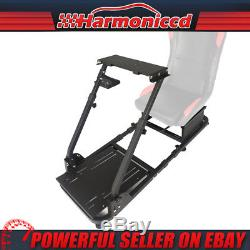 Racing Simulator Steering Wheel Stand Logitech G29 Cockpit Seat Gaming Chair