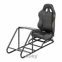 Racing Simulator Steering Wheel Stand for Logitech Cockpit Seat Gaming Chair