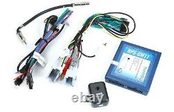 Radio Replacement Interface With OnStar Retention/Steering Wheel Control Retention