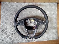SEAT LEON FR 2014 Steering Wheel Mk3 (5F) 12-18 5F0419091M 4692