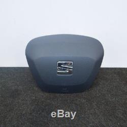 SEAT Leon 5F Steering Wheel Air Bag SRS 2014