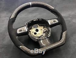 Seat Exeo Custom Carbon Fibre Steering Wheel A3 A4 A5 A6