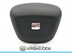 Seat Ibiza 2008- driver air bag STEERING WHEEL AIRBAG ORIGINAL