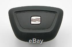 Seat Ibiza 2008- driver airbag STEERING WHEEL AIR BAG ORIGINAL