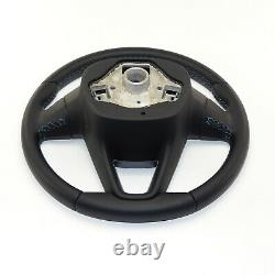 Seat Leon 5F Ibiza 6P Toledo KG genuine multifunction steering wheel leather OEM
