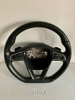 Seat Leon Cupra Steeringwheel