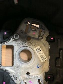 Seat Leon FR MK3 2013-2018 Flat Bottom Multifunction Steering Wheel 575419091J