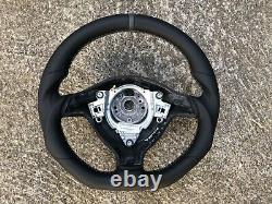 Seat Leon Fr Mk1 Custom Made Flat Bottom Steering Wheel