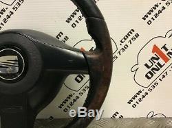 Seat Leon Mk1 Cupra R Steering Wheel (bam)