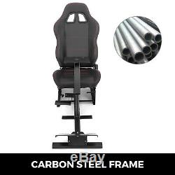 Simulator Cockpit Steering Wheel Stand Racing Seat Gaming Chair For Logitech G27
