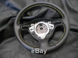 Steering Wheel Seat Leon Cupra, Golf IV New Leather