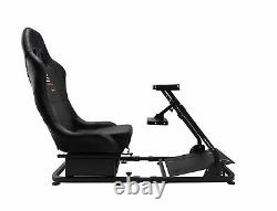 Steering Wheel Stand Racing Driving Cockpit Gaming Simulation Seat PS4 Xbox One
