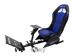 Subsonic Bucket Seat Support Steering Wheel Pedals Simulation SRC 500 S PS4 Xbox