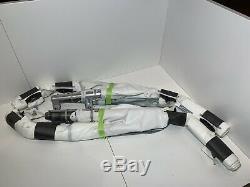 Tesla Model X Complete Airbag dash curtain seats knee steering wheel 12 PC Set