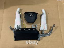 Toyota Highlander Steering Wheel Airbag Knee Airbag Seat Airbag 2015 2017 219