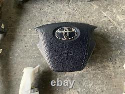 Toyota Highlander Steering Wheel Knee Roof Curtain Seat Airbag 2015 2017 2019OEM
