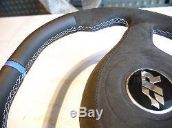 VW Golf 4 Passat 3BG SEAT B5 Bora R32 GT GTI Custom flat bottom steering wheel