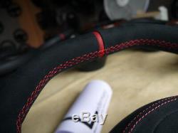 VW thick customized steering wheel Golf 4 MK4 3BG Passat B5 Bora R32 GTI Seat