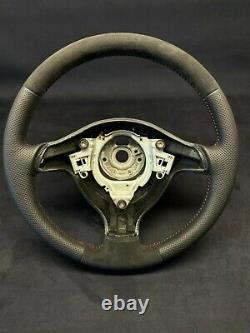 Volgswagen Seat Skoda Golf IV MK4 Passat B5 Alcantara Steering Wheel 3b Sport