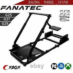 Zootopo Driving Racing Seat Racing Simulator Steering Wheel Stand Compatible for